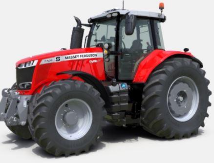 Massey Ferguson 7726S Series Row Crop Tractor