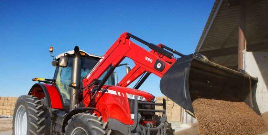 Massey Ferguson 8650 Series Row Crop Tractor