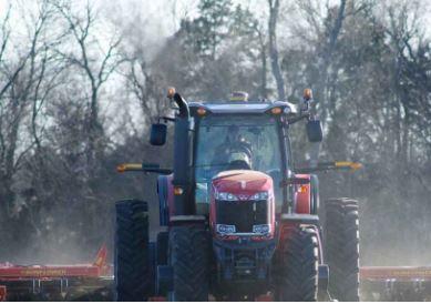 Massey Ferguson 8680 Series Row Crop Tractor