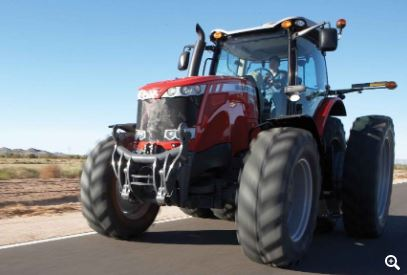 Massey Ferguson 8690 Series Row Crop Tractor