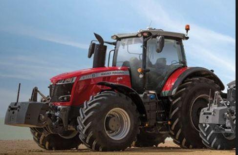 Massey Ferguson 8727S Series Row Crop Tractor