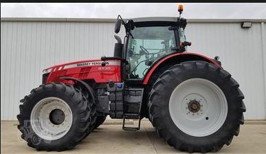 Massey Ferguson 8730S Series Row Crop Tractor
