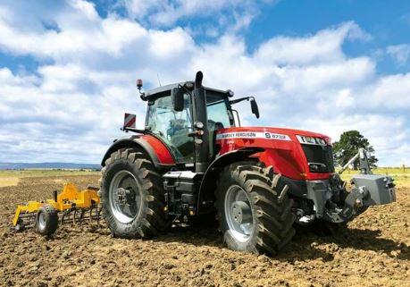 Massey Ferguson 8732S Series Row Crop Tractor