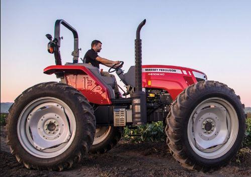 Massey Ferguson MF4610M HC High Clearance Tractor