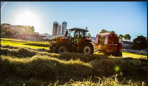 Massey Ferguson MF6716S Series Mid-Range Tractor