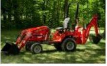 Massey Ferguson MFGC1723E Sub Compact Tractor