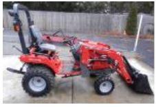Massey Ferguson MFGC1725M Sub Compact Tractor