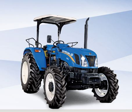 New Holland EXCEL 6010 Agricultural Tractors