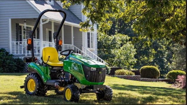Tractor.com - John Deere Tractor Reviews, Prices and Specs