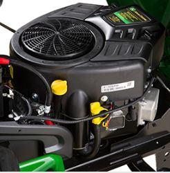 20-hp (14.9-kW) engine