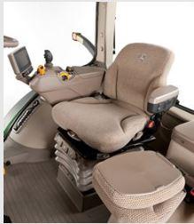 ComfortCommand seat