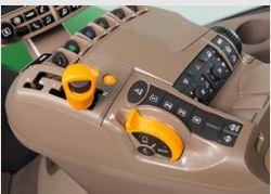 CommandARM controls