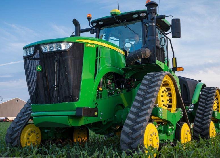 John Deere 9420RX Tractor