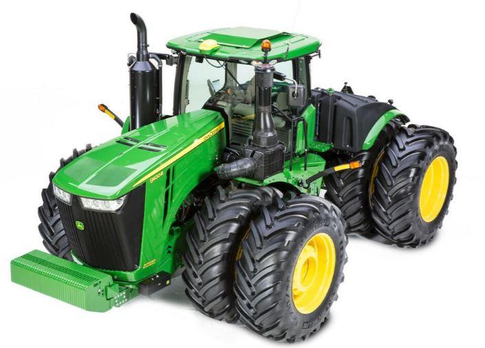 John Deere 9470R Scraper Special Tractor