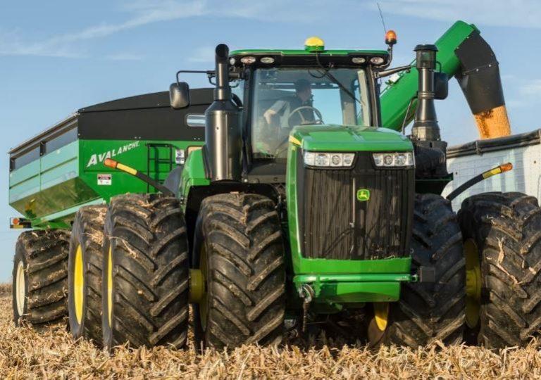 John Deere 9470R Tractor