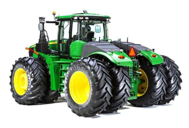 John Deere 9520R Scraper Special Tractor