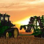 John Deere 9520RT Tractor