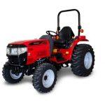 Mahindra 1526 4WD Shuttle Tractor