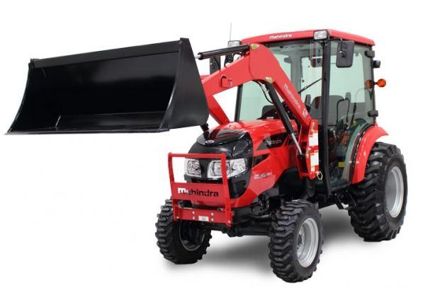 Mahindra 1538 HST Cab Tractor