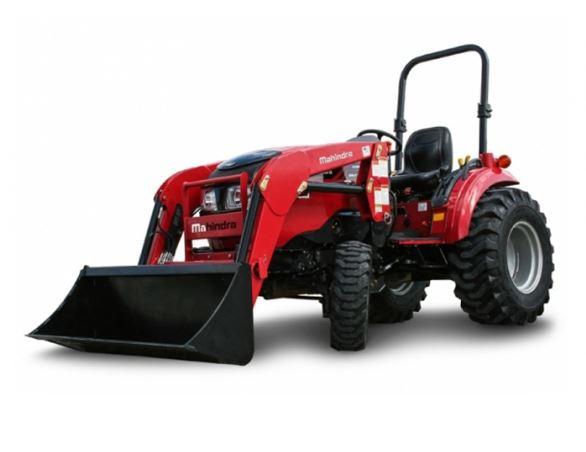 Mahindra 1538 HST Tractor