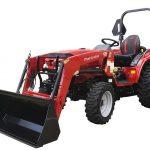 Mahindra 1626 HST OS Tractor: