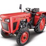 Mahindra 245 DI Orchard Tractor