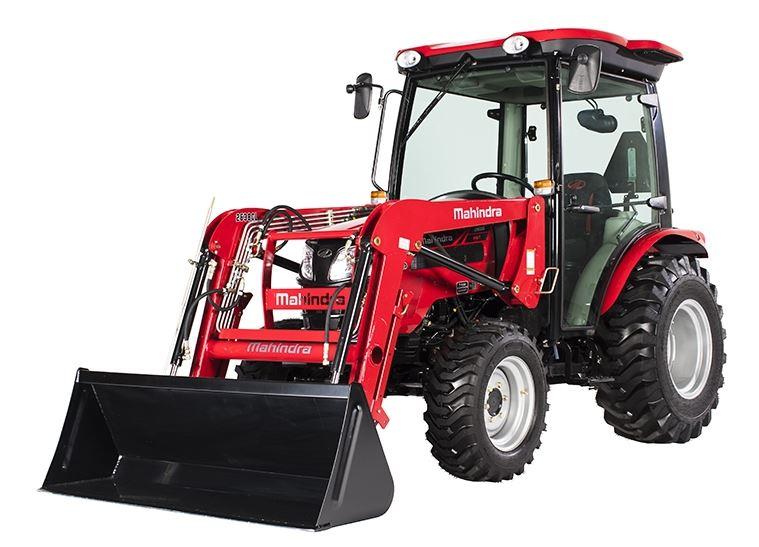 Mahindra 2638 HST Cab Tractor