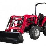 Mahindra 2655 Shuttle OS Tractor