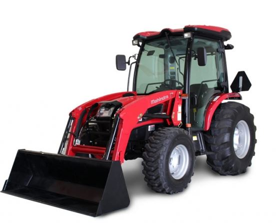 Mahindra3540 4WD HSTTractor