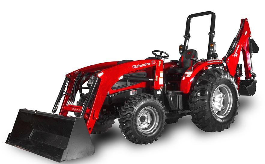 Mahindra 3640 PST OS Tractor