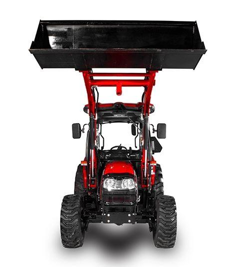 Mahindra 3650 HST Cab Tractor