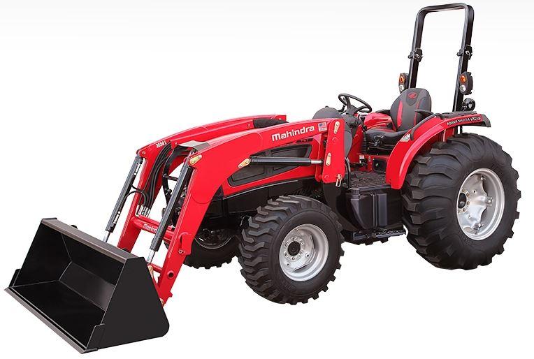 Mahindra 3650 HST OS Tractor