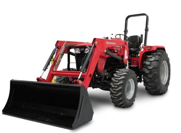 Mahindra 4540 4WD Tractor