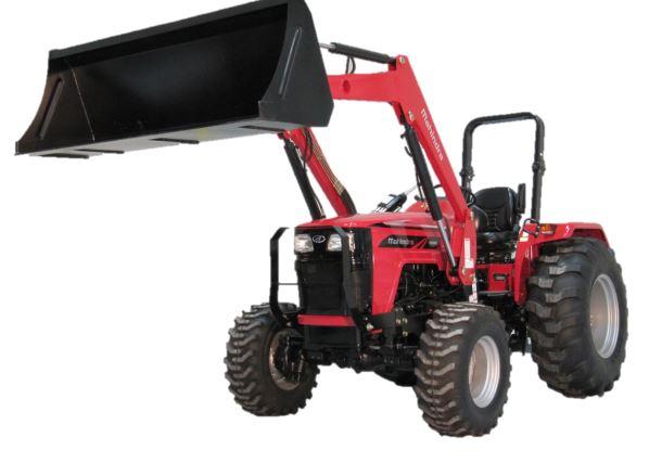 Mahindra 4550 4WD Tractor