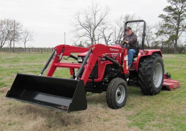 Mahindra 4565 2WD Tractor