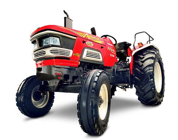 Mahindra 555 DI Tractor