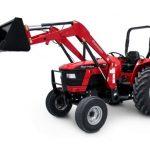 Mahindra 5555 2WD Shuttle Tractor