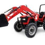 Mahindra 5555 4WD Shuttle Tractor