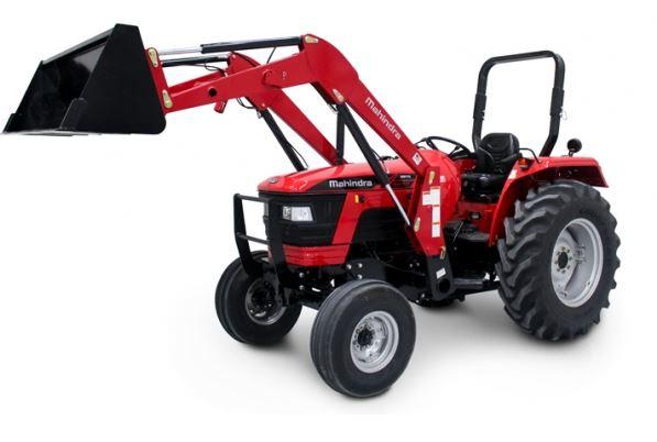 Mahindra 5570 2WD Shuttle Tractor