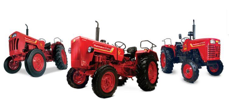 Mahindra 575 DI Tractor