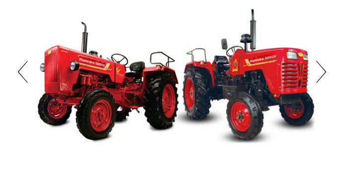 Mahindra 585 DI Tractor