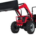 Mahindra 6075 Power Shuttle Tractor