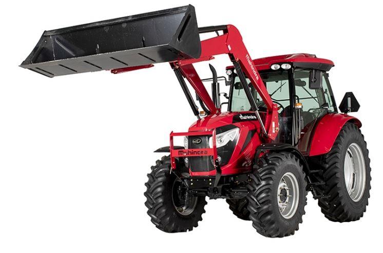 Mahindra 9110 P Tractor