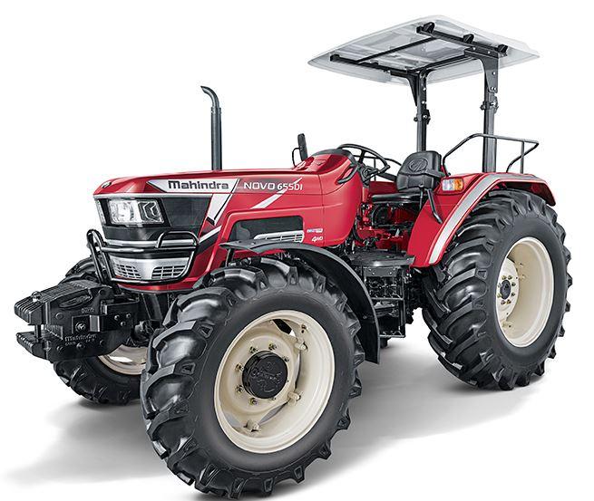 Mahindra NOVO 655 DI Tractor