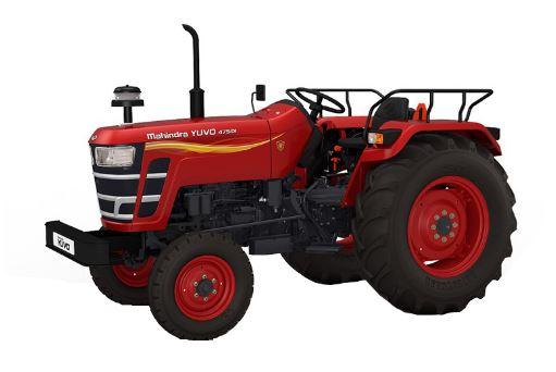 Mahindra Yuvo 475 DI Tractor