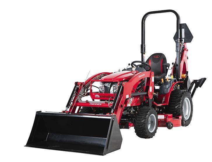 Mahindra eMAX 22L Gear Tractors