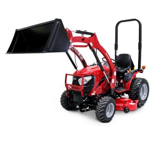 Mahindra eMAX 22S Gear Tractor