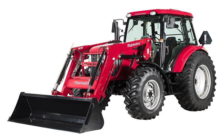 Mahindra m105XL-P Tractor