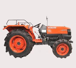 4x4 Drive for Best Performance Paddy fields