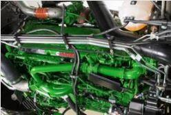 9RT with Cummins X15 15.0L engine
